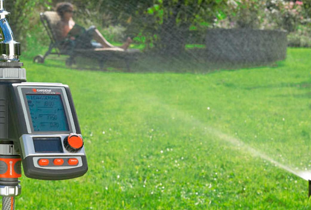 Riego autom tico el agua en su justa medida flores for Instalacion riego automatico jardin