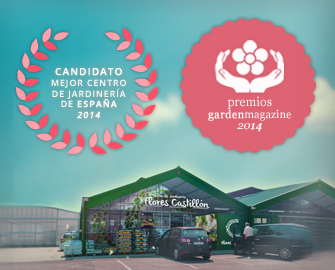 Candidato a mejor centro de jardiner a de espa a 2014 flores castillon - Centro de jardineria madrid ...