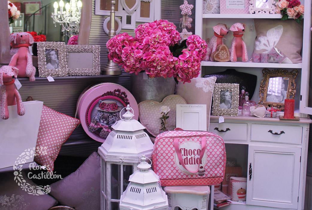 decoracion-rosa
