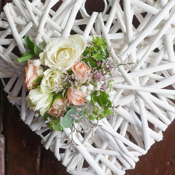flores bodas vie rose