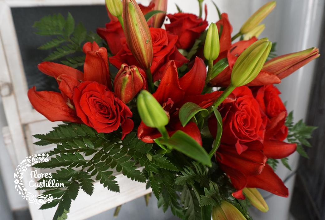 Qu flores regalar a un hombre flores castillon - Ramos para regalar ...