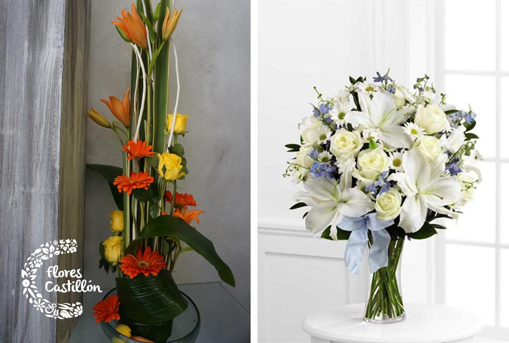 Qué Flores Regalar A Un Hombre Flores Castillon