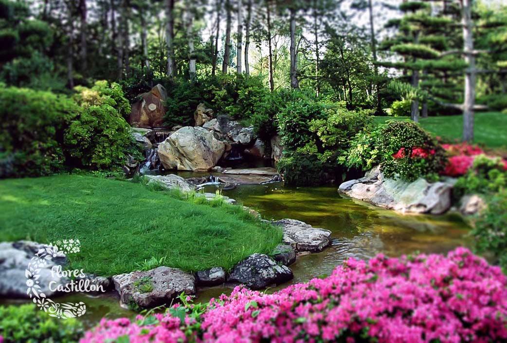 consejos para conseguir un jardín oriental