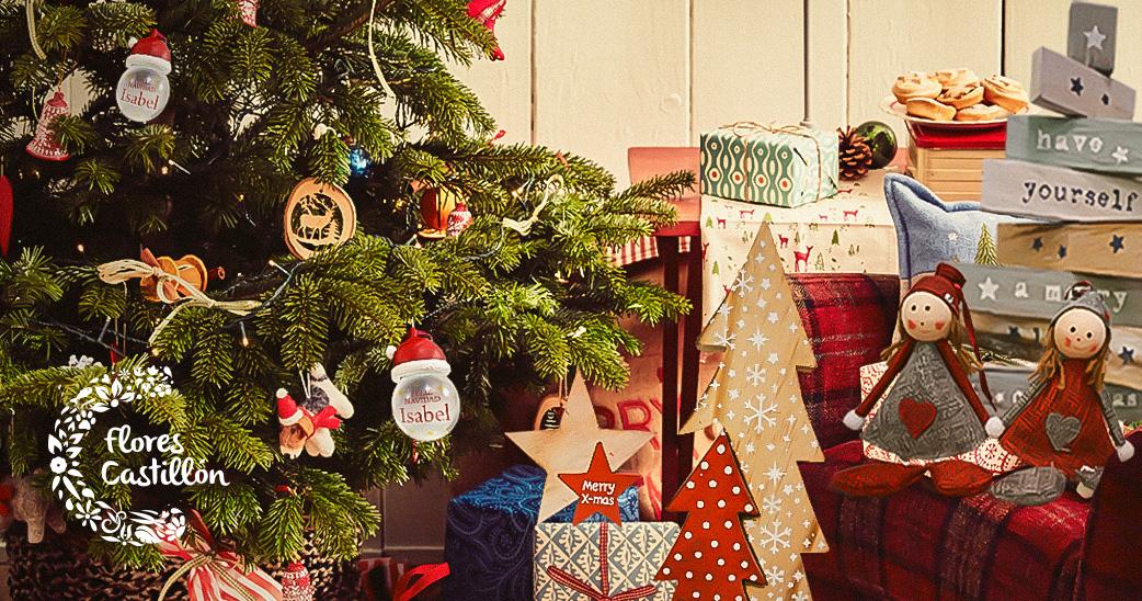 Tendencias de navidad 2017 los mejores adornos navide os for Adornos navidenos ultimas tendencias