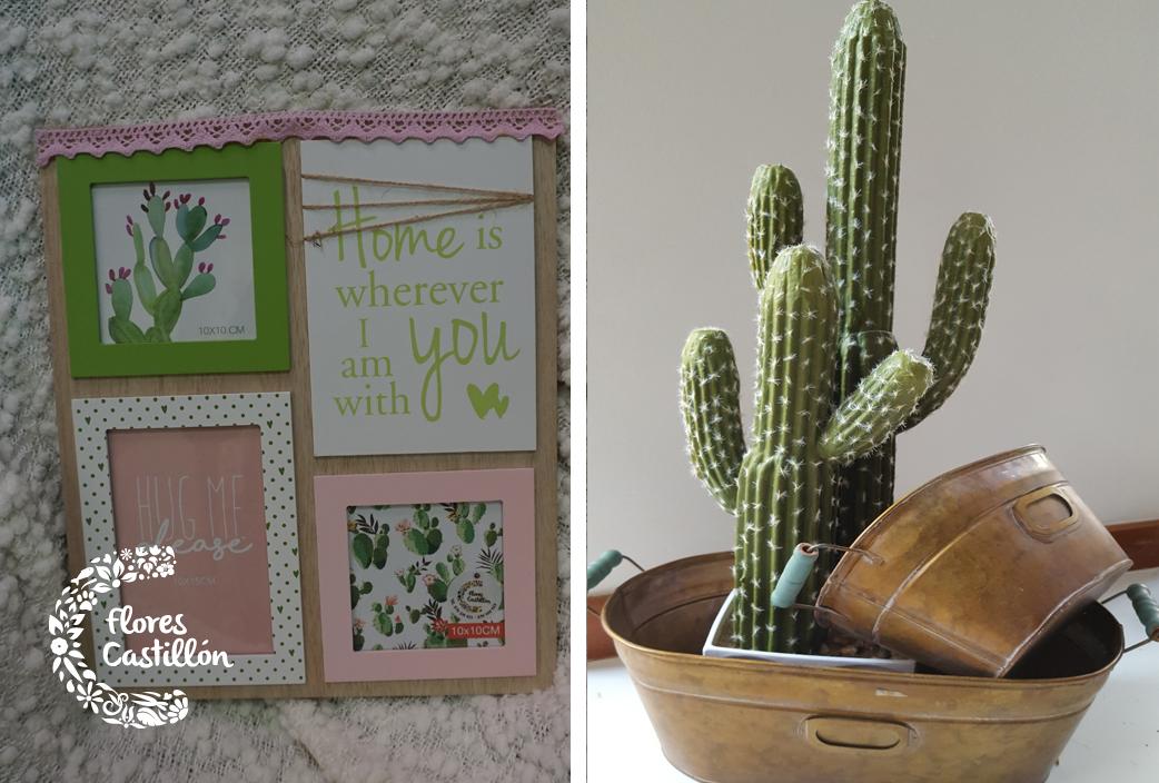 Inspiraci n en la decoraci n del hogar el cactus es for Cactus decoracion