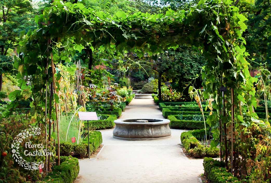 Los mejores jardines bot nicos de espa a flores castillon for El jardin de los secretos