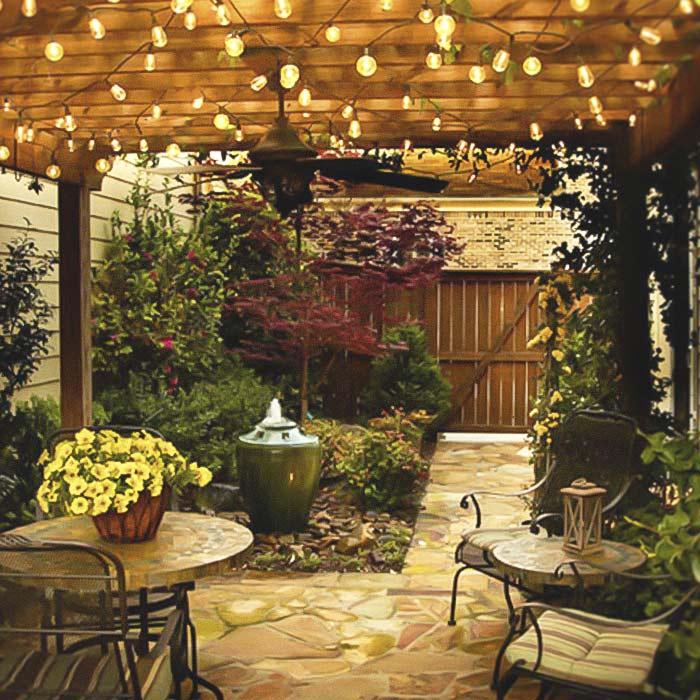tipos de jardin