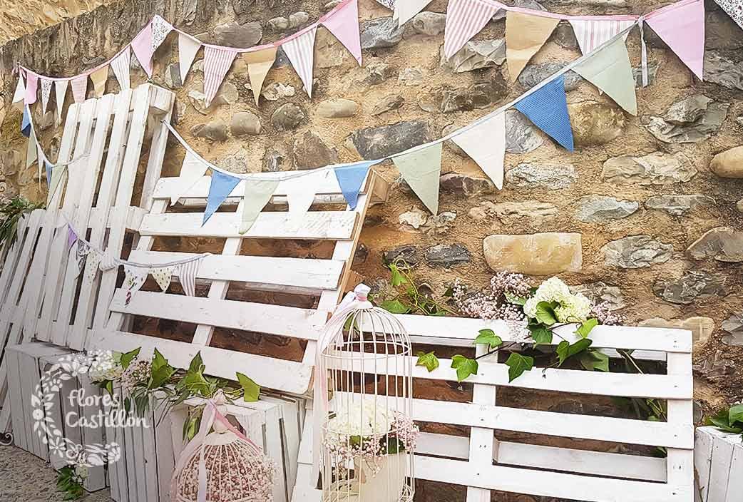decoracion de bodas en liguerre