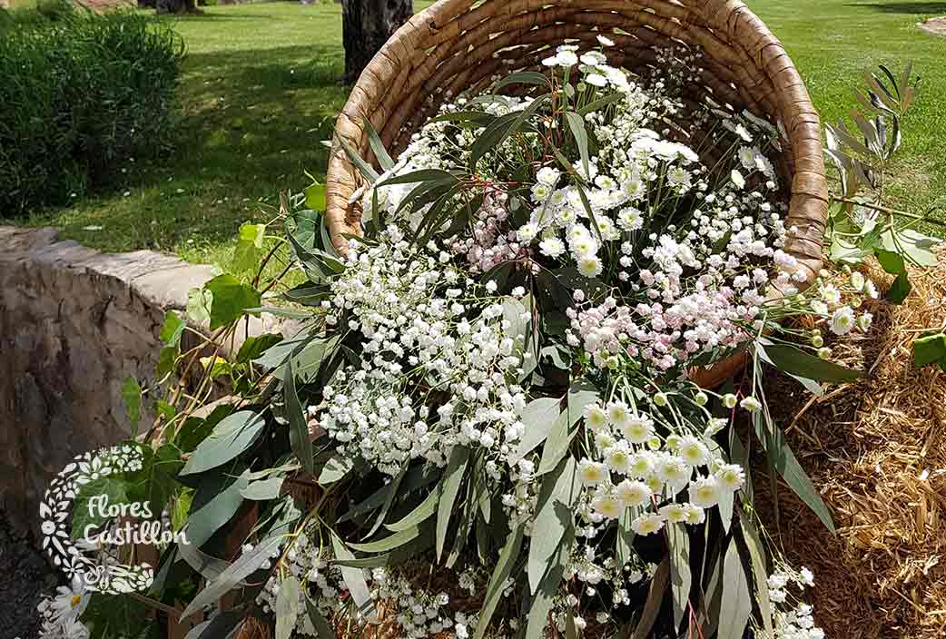 como decorar una boda de campo