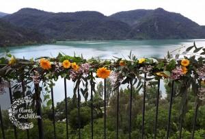 adornos boda en el campo