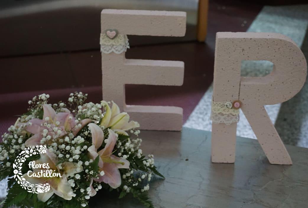 letras para boda civil