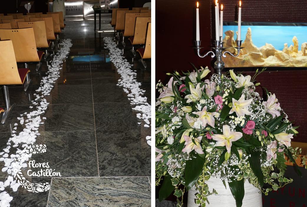 detalles boda civil