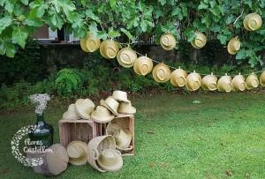 decoracion original para bodas en jardines