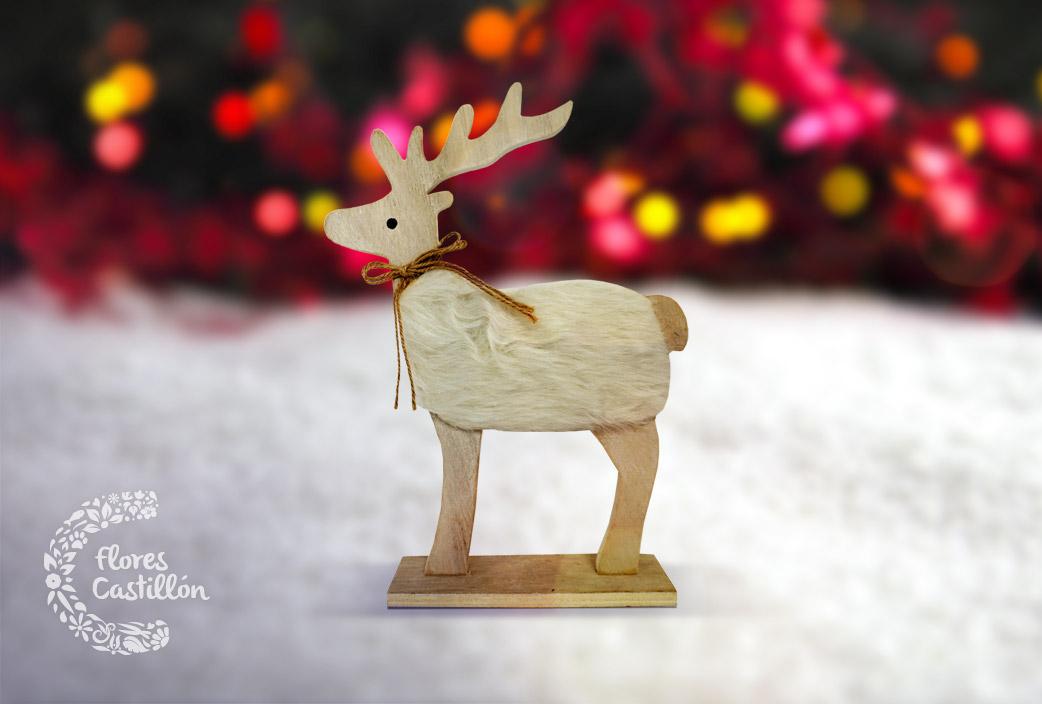 figura decoracion navidad