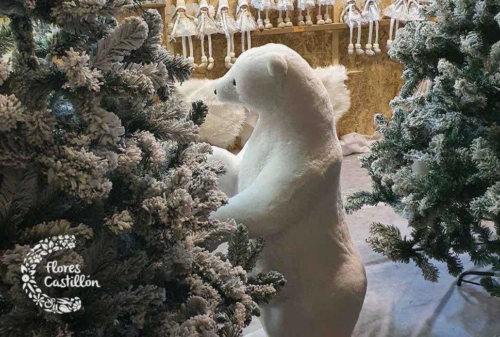 decoracion invernal navidad