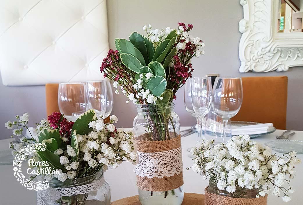 decorar mesas bautizo