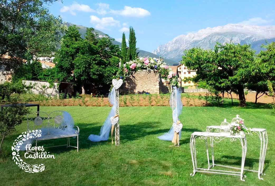 ideas para una boda en primavera